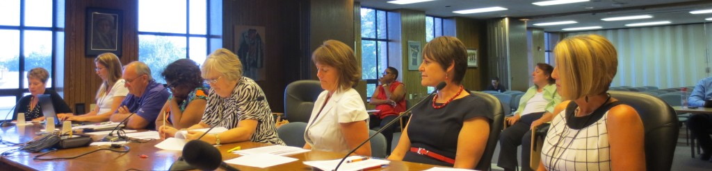 School Board Meeting: June 18, 2013