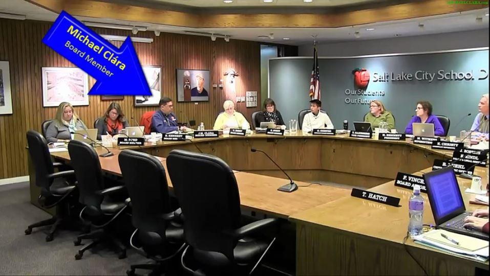 Board meeting of November 17, 2015