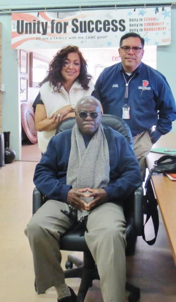 Ms. Josie Valdez & Dr. Forrest Crawford